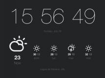 Currently: Conocer el tiempo y el clima directamente desde Chrome