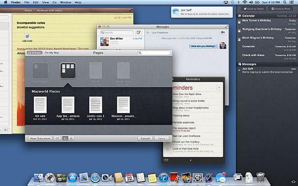 Mountain Lion ya disponible en la Apple Store