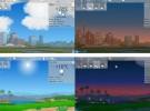 YoWindow: el salvapantallas con animaciones del clima
