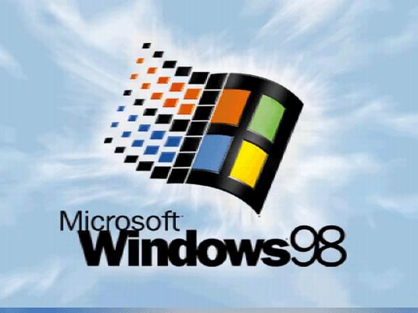 Windows 98 todavía resiste con el 0,01%