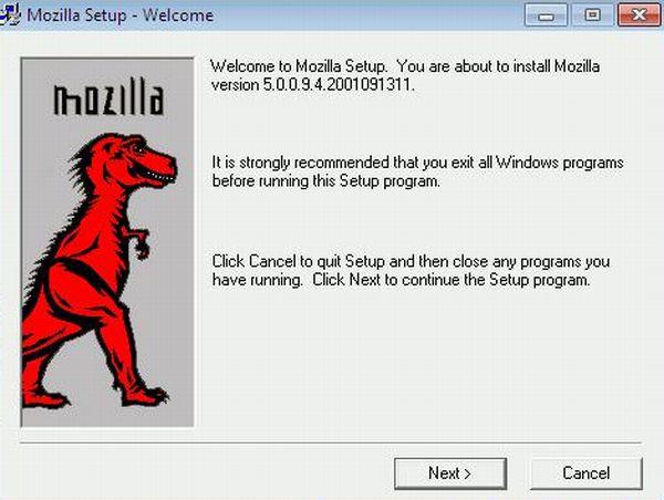 Comparativa entre todas las versiones de Firefox