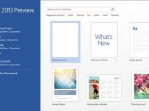 Microsoft presenta Office 2013