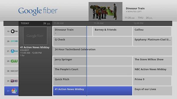 Google lanza su servicio de Internet de 1 Gigabit por segundo