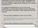 StartupSelector cambia los perfiles de configuración de los programas de inicio