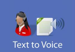 SoundGecko convierte texto en voz