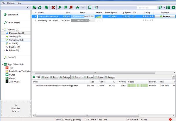 BitTorrent desvela la versión 3.2
