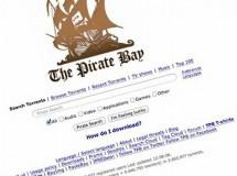 The Pirate Bay e IsoHunt no han sido afectados por el algoritmo de Google