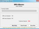 Protege la privacidad de tu ordenador con MRU-Blaster