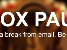 Inbox Pause te ayuda a ser más productivo congelando la llegada de emails a tu Gmail