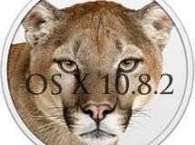 Ya está lista la versión estable de Mountain Lion 10.8.2
