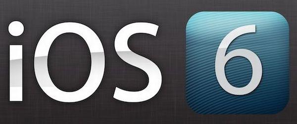 iOS 6 de Apple ya está en la calle
