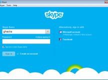 Skype Beta: ahora se puede iniciar sesión con cuentas de Facebook y Microsoft