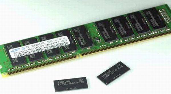 El 49% de todas las memorias RAM fabricadas están dedicadas a los PC de escritorio