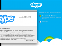 Skype 6.0 disponible