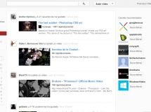 Prueba la nueva interfaz experimental de YouTube