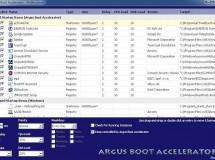 Argus Boot Accelerator: carga los programas de inicio retrasados