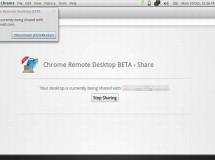 Google Chrome Remote Desktop en versión final