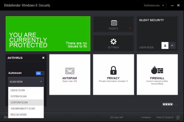 """Bitdefender Windows 8 Security: """"el primer antivirus para Windows 8"""""""