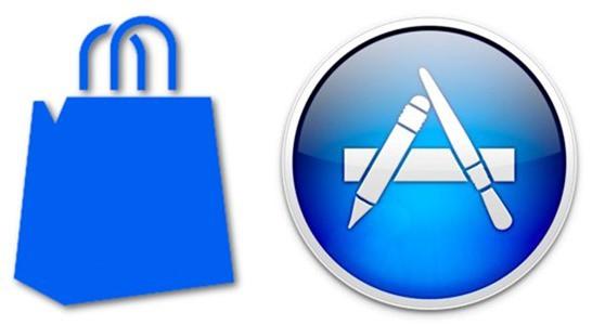 El Windows Store supera al Mac App Store en descargas, pero no en ingresos