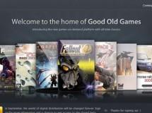GoG es el primero que ofrece compatibilidad en juegos para Windows 8