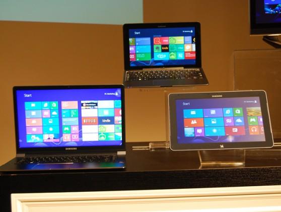 Datos demuestran que Windows 8 tiene el 1% del mercado de ordenadores y el 0% en tablets