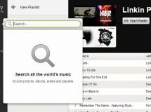 Spotify presenta su reproductor web