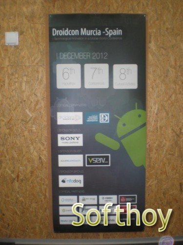 Asistimos a Droidcon Spain, evento que reunió en Murcia a la comunidad Android