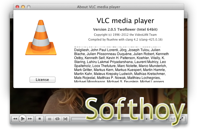 VLC Media Player 2.0.5 disponible