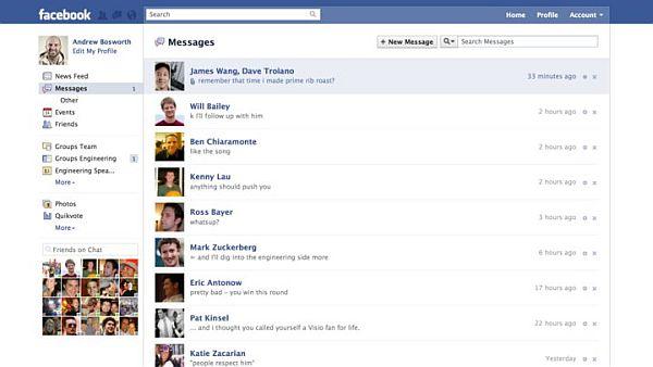 Facebook cobrará 1 dólar en EEUU por enviar un mensaje a quien no sea un contacto