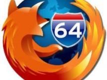 Mozilla decide retomar el desarrollo de Firefox de 64 bits