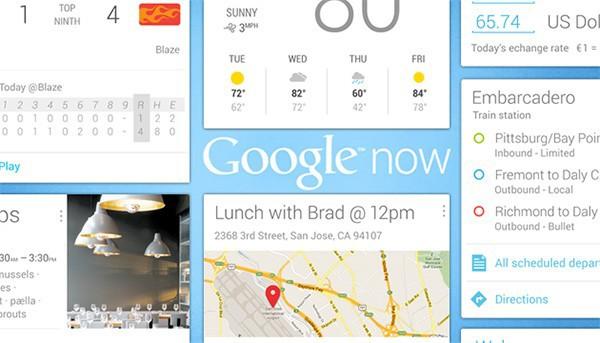 Google Now podría llegar a Chrome