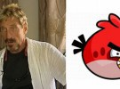 Angry Birds y la vida de John McAfee llegarían al cine