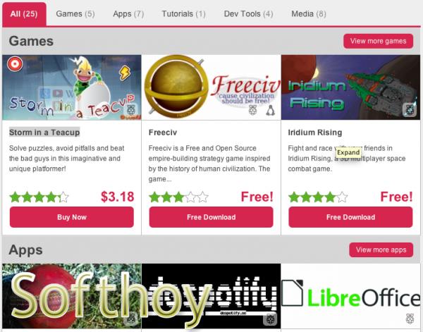 Pi Store: La tienda de aplicaciones para Raspberry Pi
