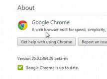 Lo que se viene en Chrome 25
