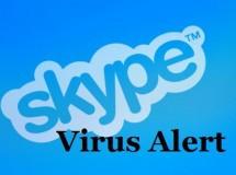 Skype es el blanco de nuevos virus
