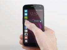 Ubuntu Phone OS, disponible a partir de febrero