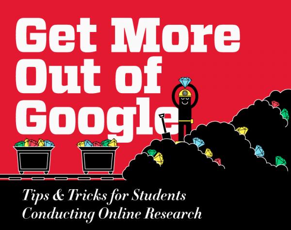 Infografía: trucos para Google