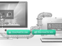 Filedrop, o cómo copiar archivos entre ordenadores en una red de la manera fácil