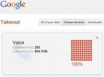 Google Takeout: descarga una copia de seguridad de tu Google Drive