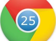 Lanzado Chrome 25 con reconocimiento de voz