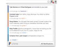 Unificando las notificaciones de nuestros servicios con Chime para Chrome