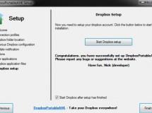 DropBox portable con DropboxPortableAHK