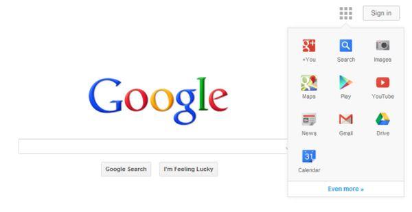 Google quiere eliminar la barra negra superior… otra vez