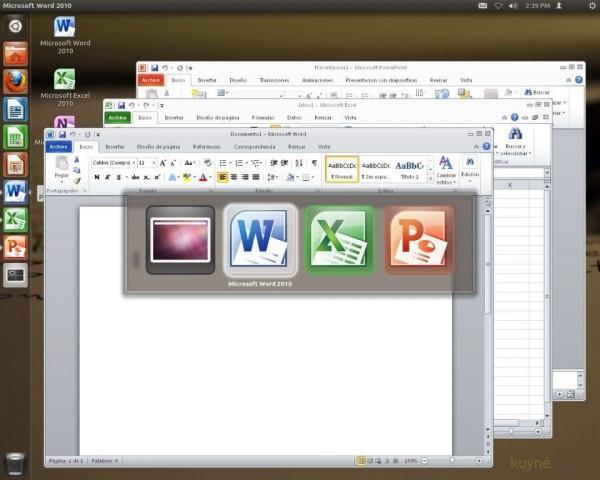Microsoft Office on Ubuntu