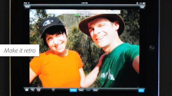 PixelTone el programa editor de fotos con reconocimiento de voz