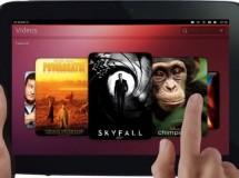 Ubuntu para tablets: parece similar a Windows 8