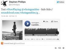 Twitter estaría preparando su propio servicio de música