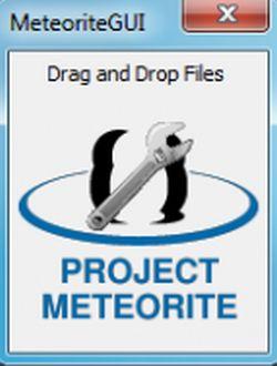 Meteorite repara archivos mkv corruptos