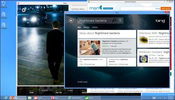"ModernMix ejecuta programas UI de Windows 8 en ventanas ""normales"""