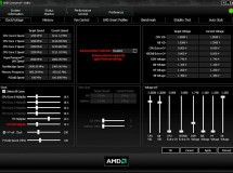 Dos programas para overcloking: Extreme Tuning Utility y AMD OverDrive Utility